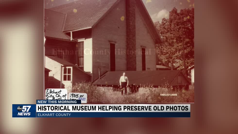 Historical Museum helps to preserve old photos